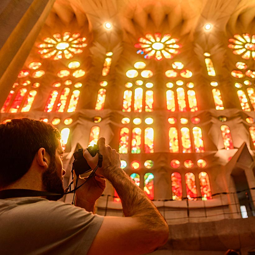 All about Sagrada Familia