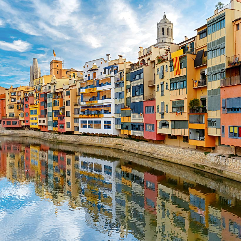 Girona & Besalú