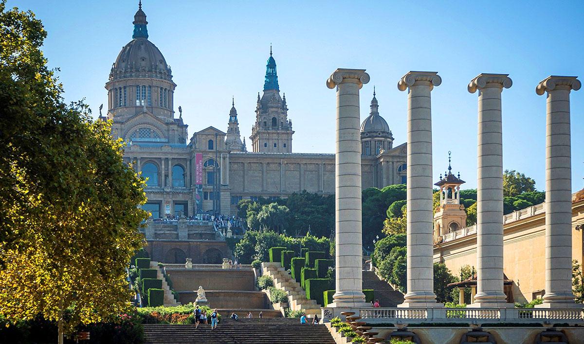 Descobreix Montjuïc